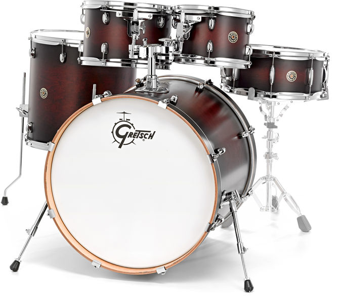 Gretsch Drums Catalina Maple Deep Cherry