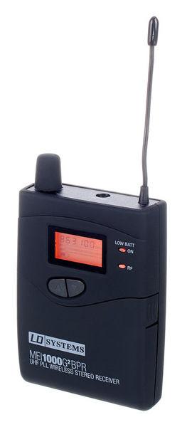 LD Systems MEI 1000 BPR G2