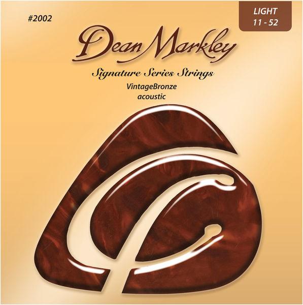 Dean Markley 2002 Vintage Bronze LT