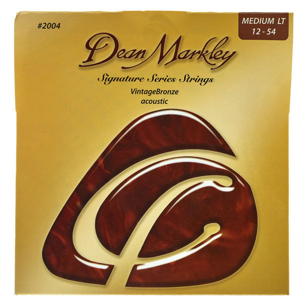 Dean Markley 2004 Vintage Bronze ML