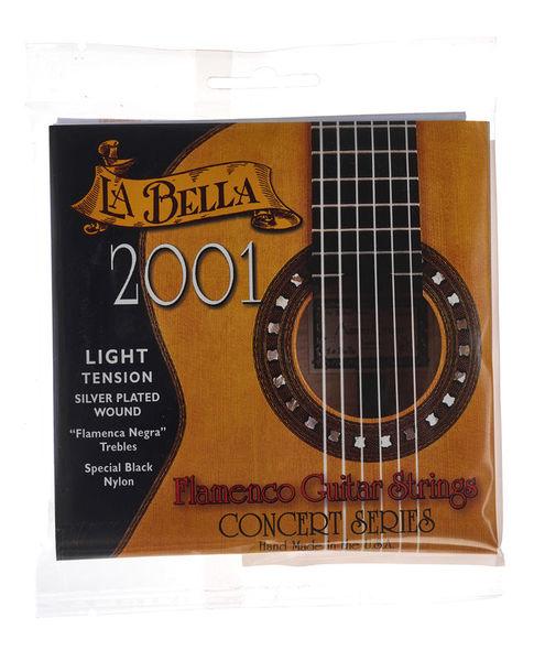 La Bella 2001 Flamenco Light