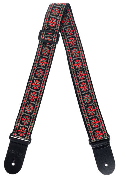 Stagg CRO-RED Folk Strap