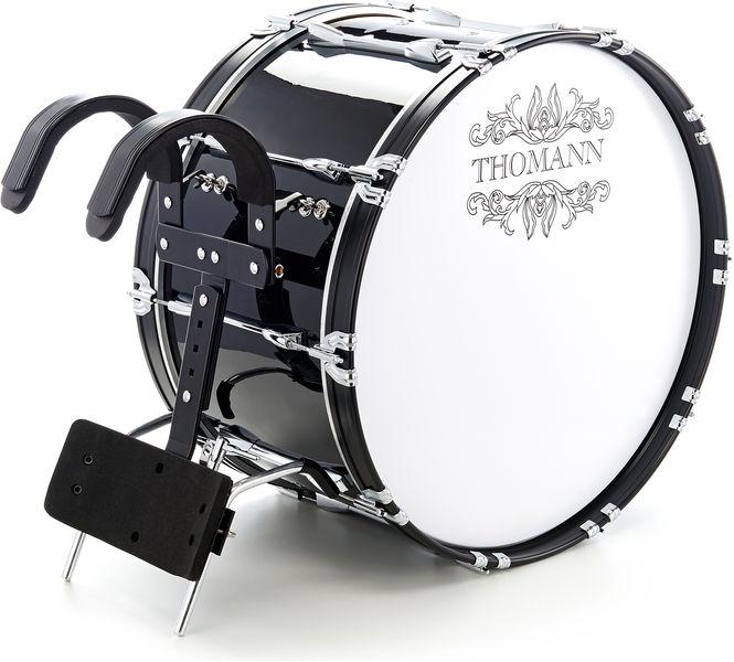 Thomann BD2614BL Marching Bass Drum