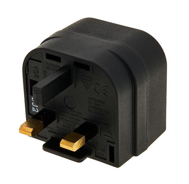 Thomann Adaptor Euro-PSU - UK