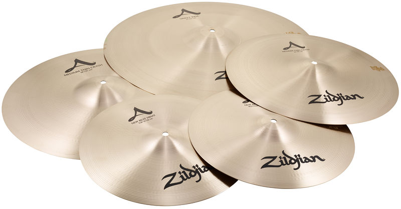 Zildjian A-Series Box Set Sweet Ride