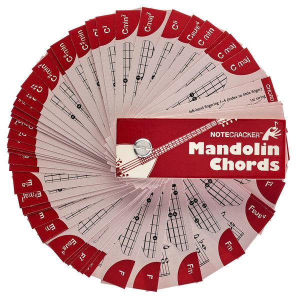 Wise Publications Notecracker Mandolin Chords