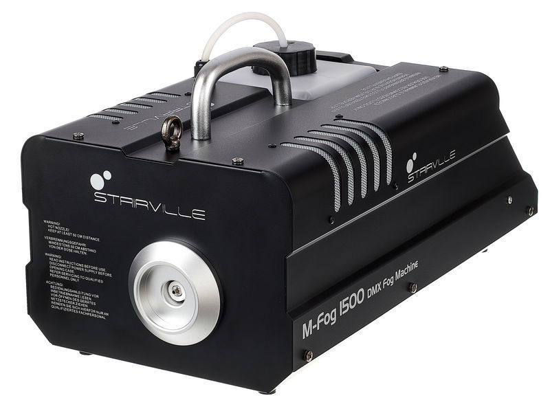 Stairville M-Fog 1500 DMX Fog Machine