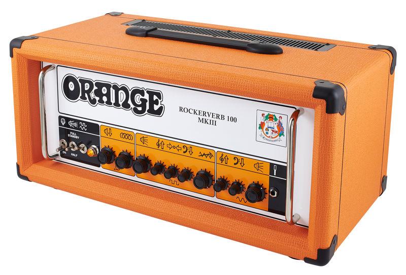 Orange Rockerverb 100H MKIII