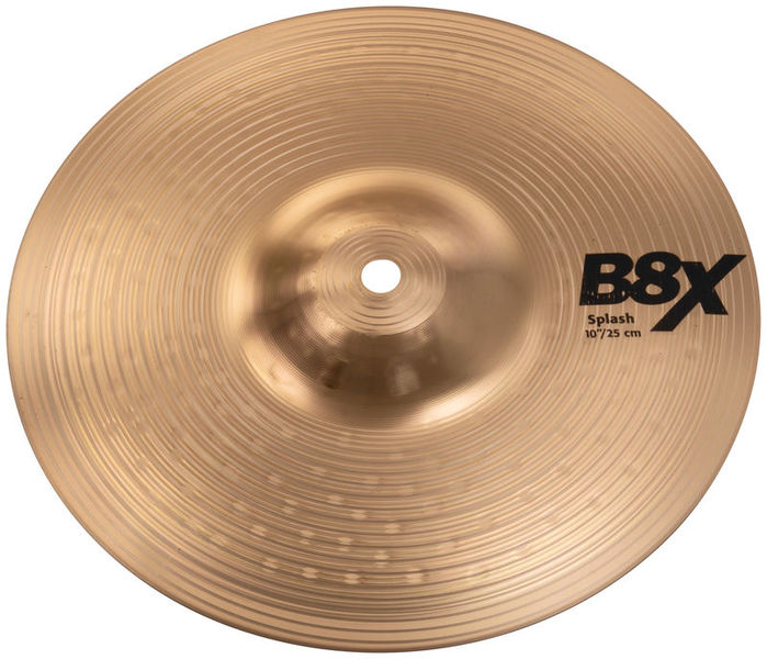 "Sabian 10"" B8X Splash"