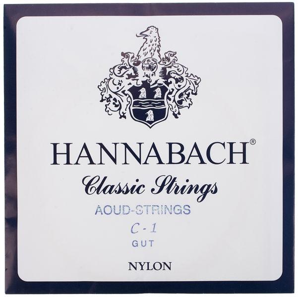 Hannabach 2500 Aoud Strings