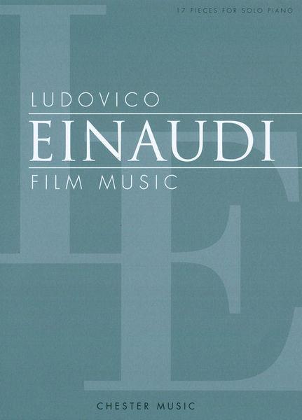Chester Music Ludovico Einaudi Film Music
