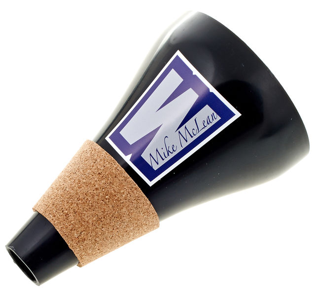 Mike McLean Mutes Practice Straight Eb-Trumpet