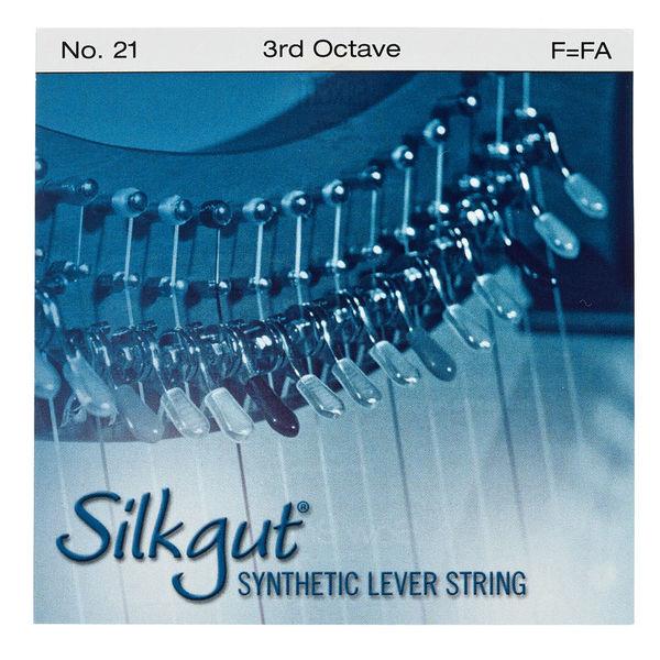 Bow Brand Silkgut 3rd F Harp Str. No.21