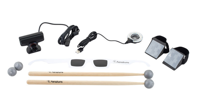 Aerodrums Air Percussion Set