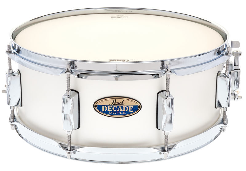 "Pearl Decade Maple 14""x5,5"" Snare WH"
