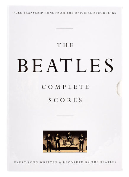 Hal Leonard The Beatles Complete Scores