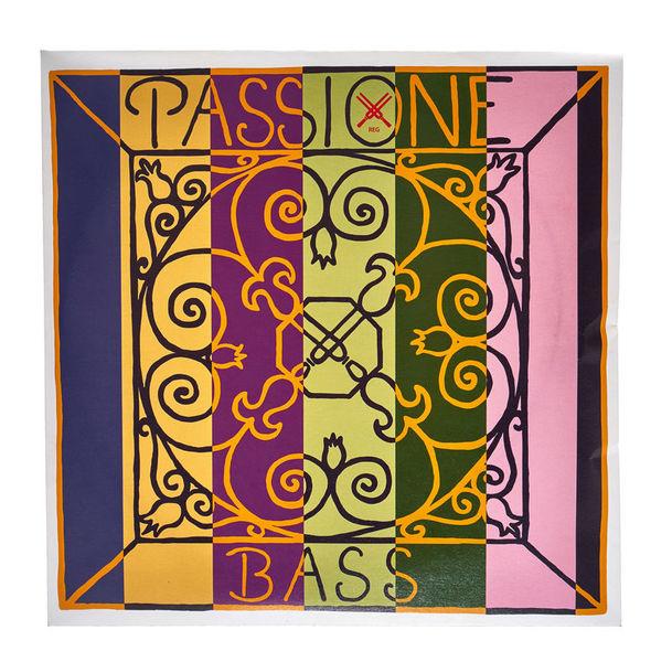 Pirastro Passione D Bass medium