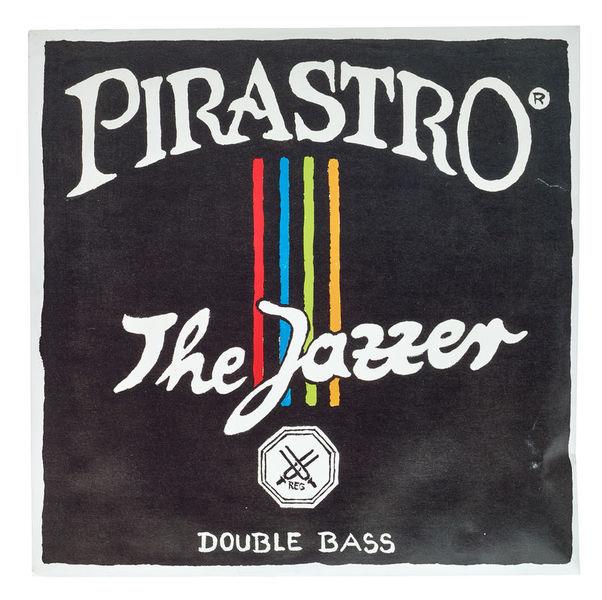 Pirastro The Jazzer D Bass medium