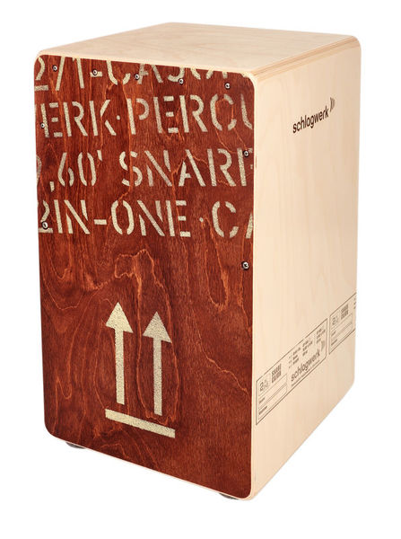 Schlagwerk CP404RED Cajon Red Edition