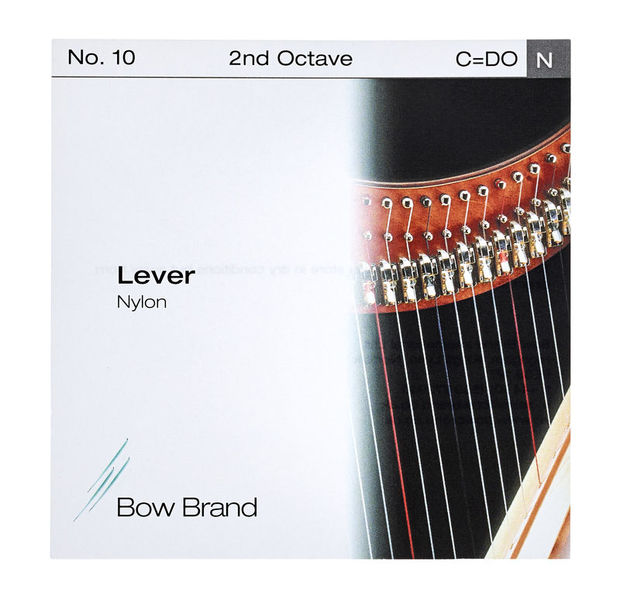 Bow Brand Lever 2nd C Nylon Str. No.10