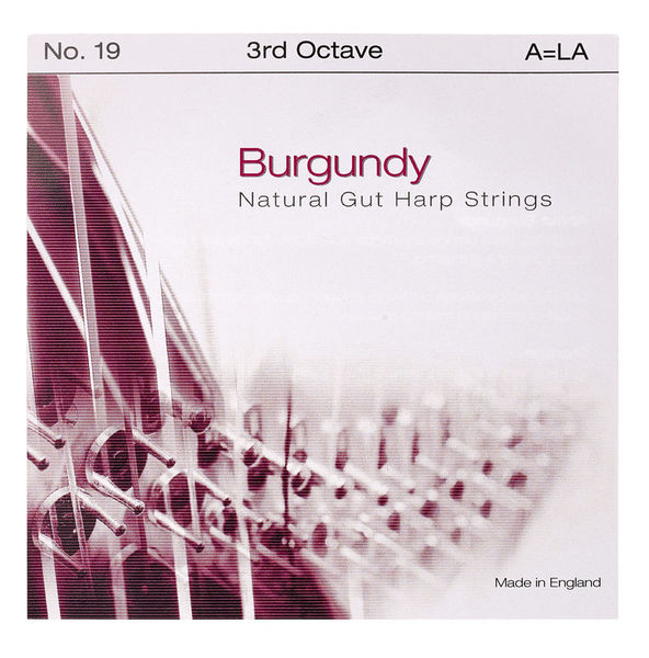 Bow Brand Burgundy 3rd A Gut Str. No.19