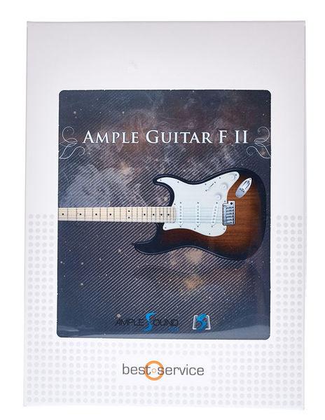 Ample Sound Ample Guitar SC III