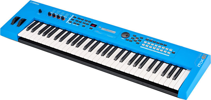 Yamaha MX61 V2 Blue