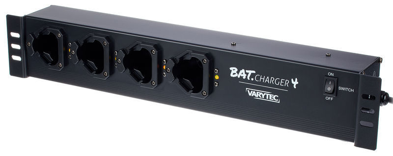 Varytec BAT.CHARGER 4 Battery Charger
