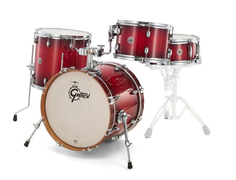 Gretsch Drums Catalina Club Jazz Crimson Bst