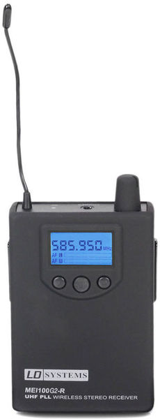 LD Systems MEI 100 G2 BPR B5