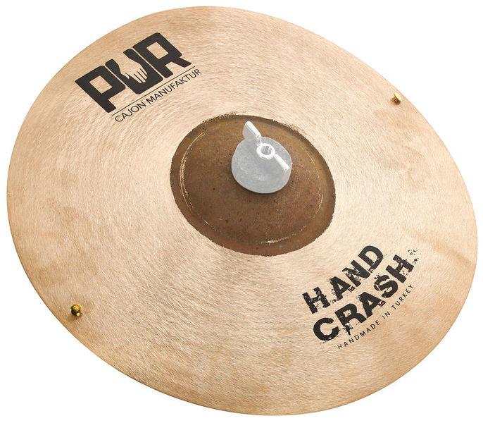 "PUR 12"" Hand Crash Sizzle"