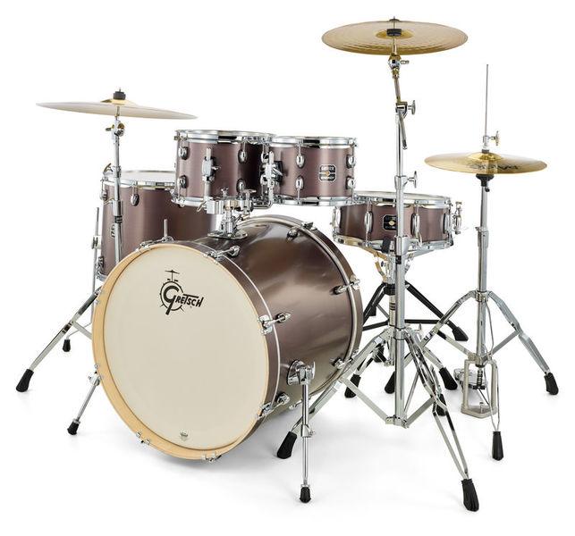 Gretsch Drums Energy Studio Grey Steel