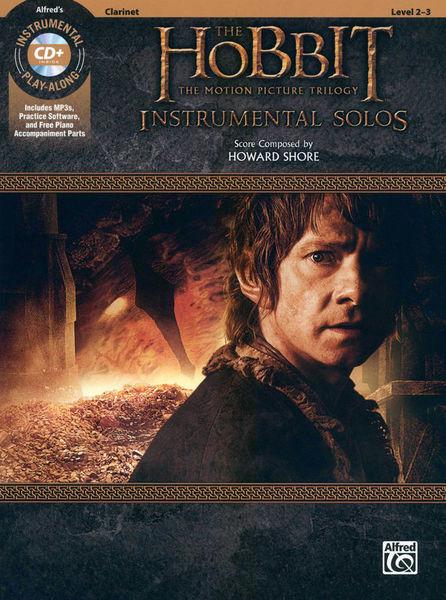 Alfred Music Publishing Hobbit Trilogy Clarinet