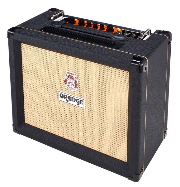 Orange Rocker 15 black