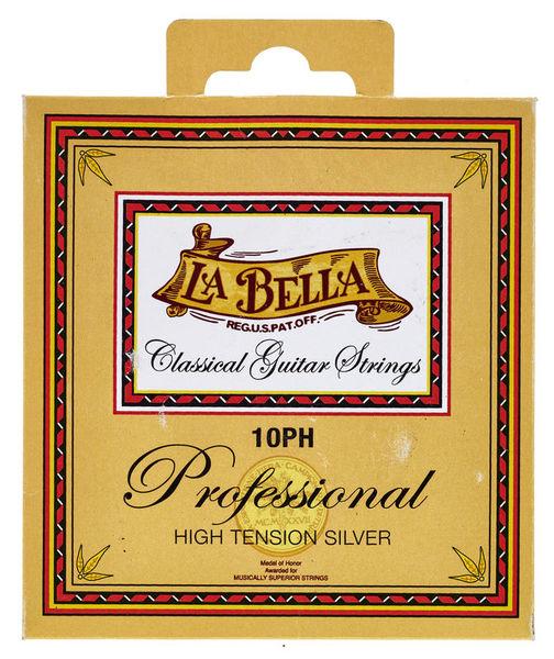 La Bella 10PH Professional Silver HT