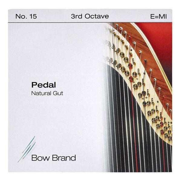 Bow Brand Pedal Natural Gut 3rd E No.15