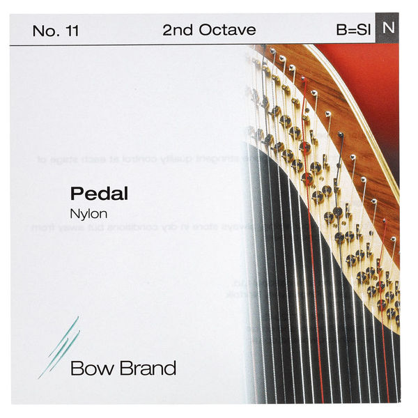 Bow Brand Pedal Artist Nylon 2nd B No.11