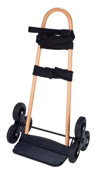 Salvi CR0002 Six Wheels Trolley