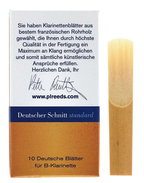 Peter Leuthner German Bb-Clarinet 1.5 Stand