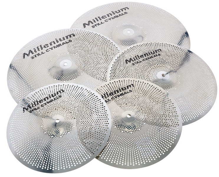 Millenium Still Series Cymbal Set