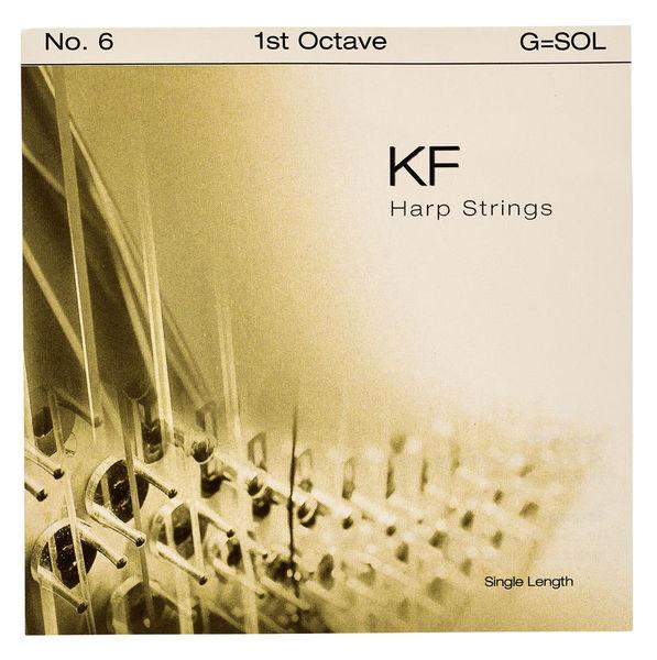 Bow Brand KF 1st G Harp String No.6