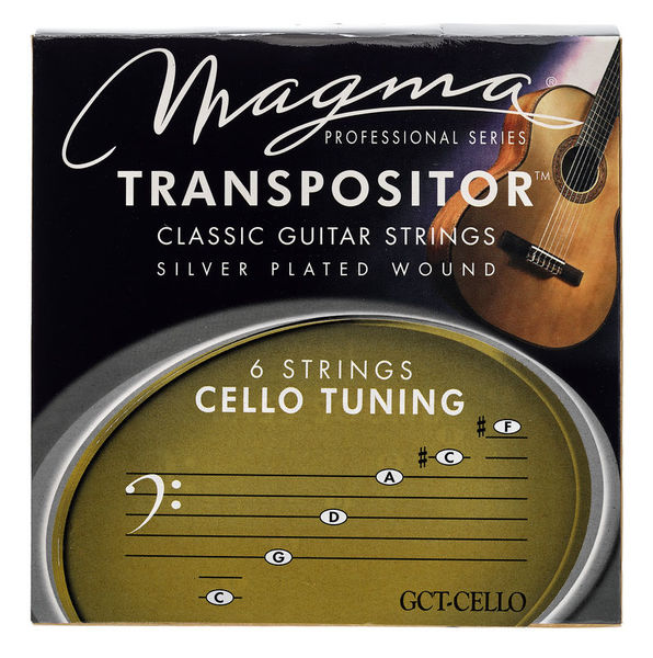 Magma Strings Transpositor GCT-Cello Strings