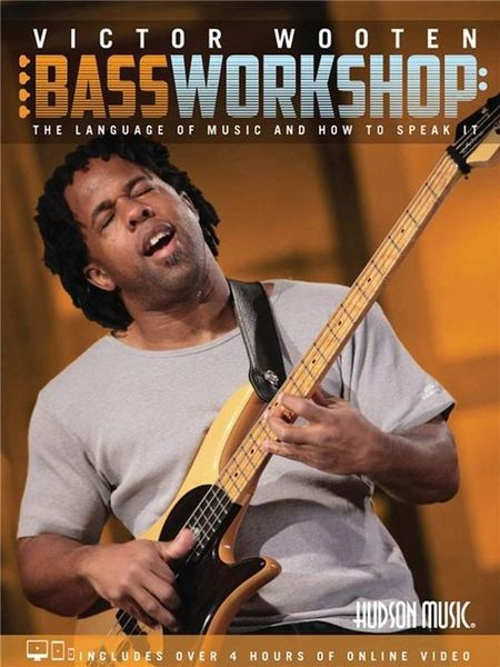 Hudson Music Victor Wooten: Bass Workshop
