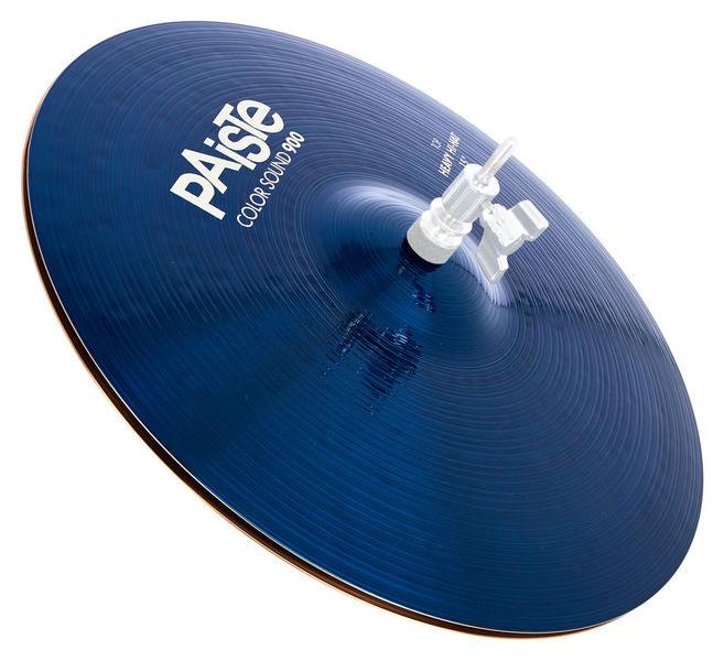 """Paiste 15"""" 900 Color Heavy Hi-Hat BL"""