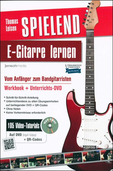 Jenschmedia Spielend E-Gitarre lernen