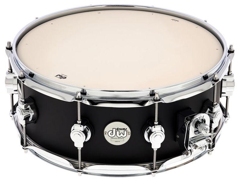 "DW 14""x5,5"" Design Snare Black"
