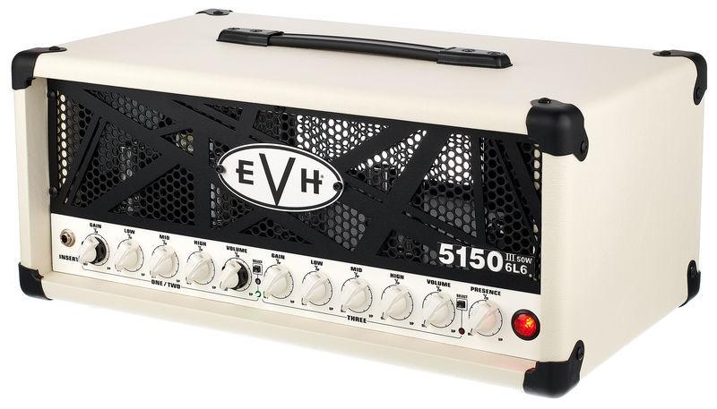 Evh 5150 III 50 W 6L6 Head IV