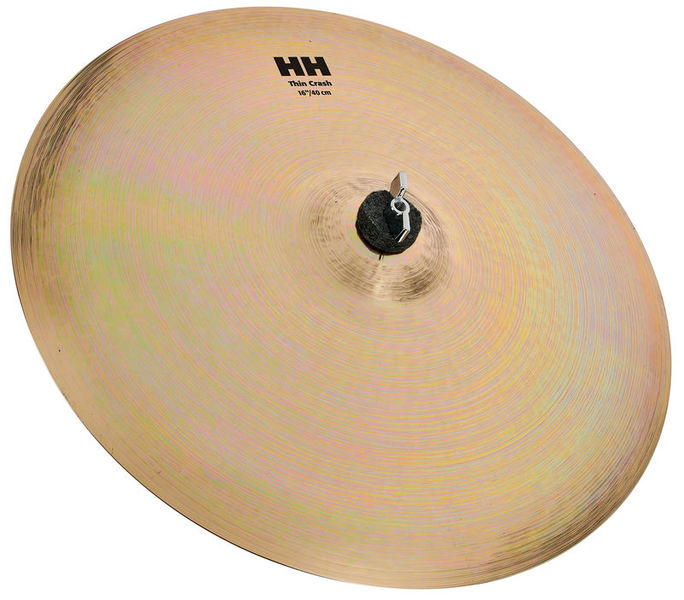 "Sabian 16"" HH Remastered Thin Crash"