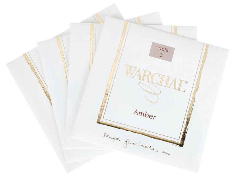 Warchal Amber Viola Metal S LP