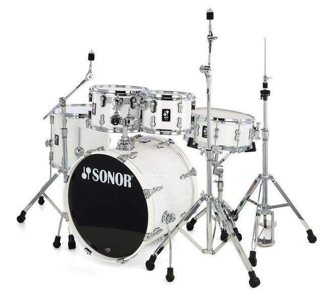 Sonor AQ1 Studio Set Piano White